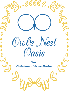 logo-owls-nest-alzheimers-remediation-narrow